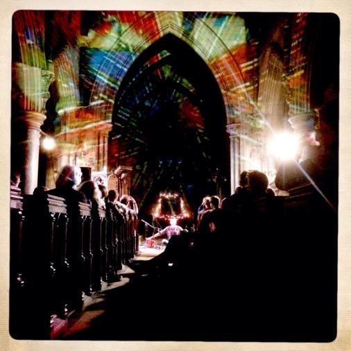 todmorden church - Joe