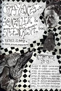 G&S Urpf Lanze - Tour Poster 1