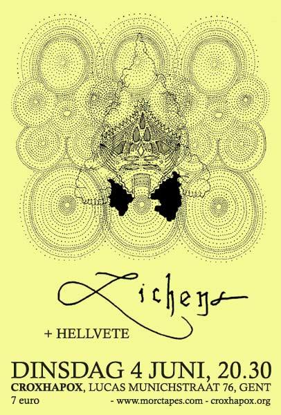 Lichens - Hellvete - Croxaphox