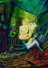 Gonzalez & Steenkiste - Dimly Lit - cover